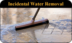 24 hour water removal