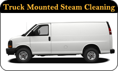 truck mounted steam cleaning